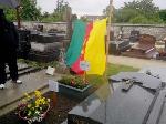France: un camerounais invoque le diable sur des tombes pour réussir dans la musique