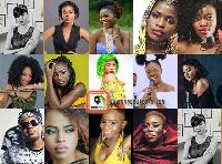 Artistes féminins camerounais
