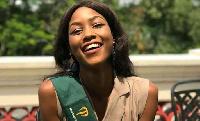 Audrey Nabila MONKAM a été sacrée Miss Cameroun 2020