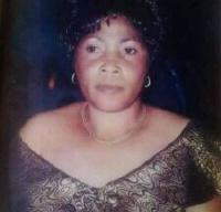 Nicole Adjibolo, militante RDCP décédé