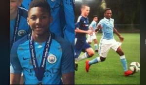 Né au Malawi, Jeremy Wisten évoluait depuis 2016 dans les équipes d'âges de City