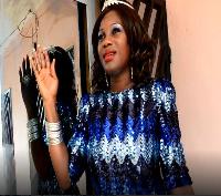Moany M. LaGrace,Chanteuse camerounaise