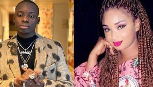 Sidiki Diabaté et sa compagne