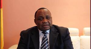 Antoine Zanga,- Ambassadeurdu Cameroun au Vatican