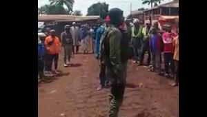 Deux soldats tués par des séparatistes présumés dans le Nord-ouest