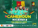 Cameroun vs Nigéria: voici la composition de départ des Lions