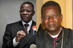 Il s'est attaqué de manière frontale certaines personnalités dont Mgr Kléda et le Prof Kamto