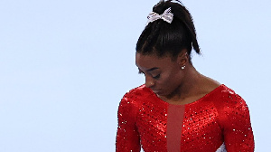 Pourquoi Simone Biles se retire des épreuves