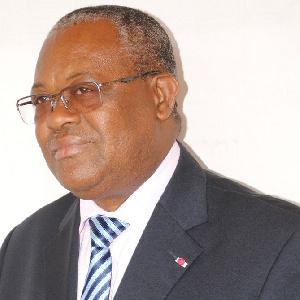 Le ministre Joseph Le