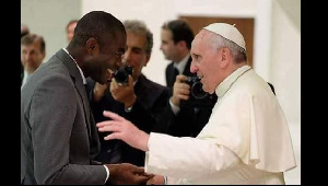 Jean Claude Mbede est ancien correspondant au Cameroun de Radio Vatican