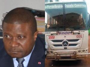 Ernest Ngallé Bibehé a suspendu Binam Voyages pour trois mois, le chauffeur aussi. Curieux.