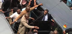 Maurice Kamto est sorti indemne de la tentative d