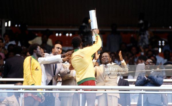 CAN 1984: retour sur le premier titre continental du Cameroun