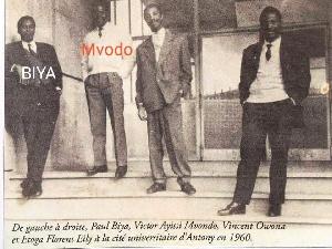 Voici Ayisso Mvodo Victor, l'homme qui a infligé Paul Biya en 1975