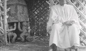 Le roi  NONO TCHOUTOUO