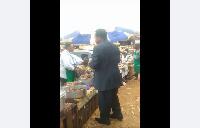 Le sosie de Paul Biya