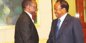 Biya Et Le Preseident Del Abd