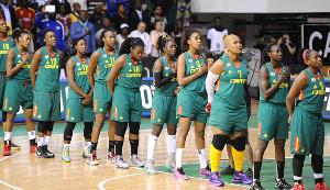 Joueuses De L'Afrobasket