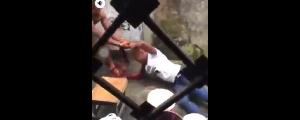 Voici les explications de l'homme qui torturait une femme dans une vidéo