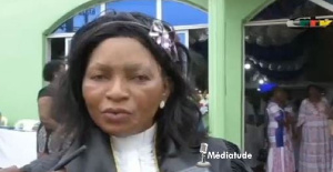 Adele Mbala Missionaire