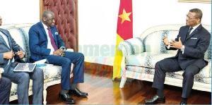 Banque Mondial Dion Ngute Camerounweb