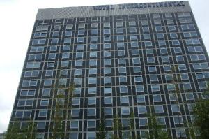 L'hôtel Intercontinental en Suisse