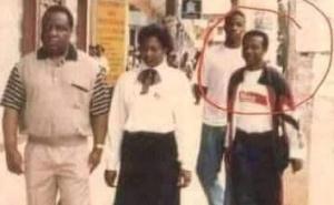 Cette photo résume assez les liens entre Charles Ndongo et Gervais Mendo Ze
