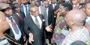 Dion Ngute et l'hypothèse de l'Ambazonie sans le Cameroun