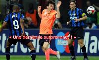 La demande surprenante de Lionel Messi à Samuel Eto'o