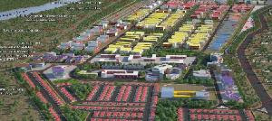 Le projet consiste en la création d'une zone industrielle de transformation agricole