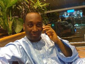 L'homme d'affaires Bayero Fadil