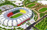 CAN 2021 : un prêt de plus de 55 milliards pour achever le Complexe sportif d'Olembe