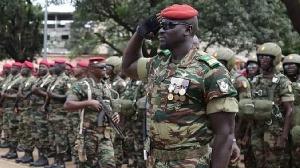Le Colonel putschiste Mamady Doumbouya