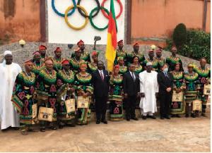 Cameroon olympic team