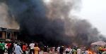Plusieurs voitures parties en flammes dans la ville devant accueillir des matches du CHAN