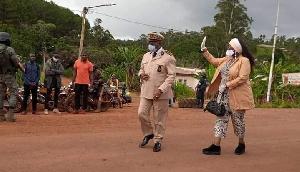 Le bulldozer de la modernisation des villes du Cameroun
