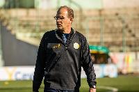 Denis Lavagne, coach de la JS Kabylie