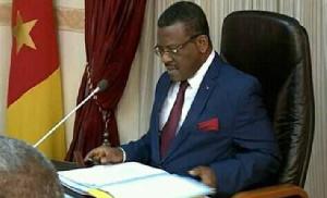 Joseph Dion Ngute, premier ministre camerounais