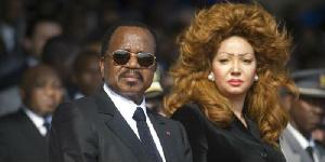 Le couple présidentiel camerounais