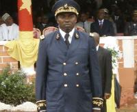 Grégoire Mvongo, le gouverneur de cette région de l'Est