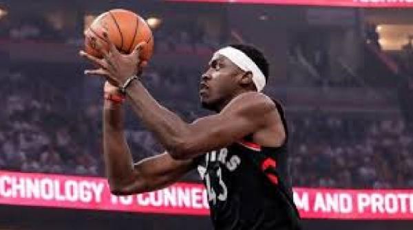 Pascal Siakam  a été nommé le joueur s'étant le plus amélioré dans la NBA