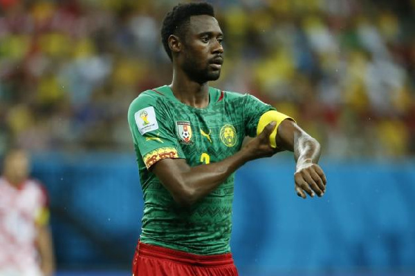 Lions indomptables: flou autour du retour de Nicolas Nkoulou en sélection