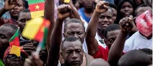 Réélection Paul Biya Résistance