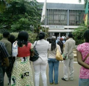 Universite Soa Cameroun Vestimentaire Camer