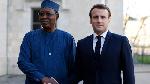 DERNIERE MINUTE: Emmanuel Macron au Tchad