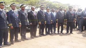 Des gouverneurs du Cameroun