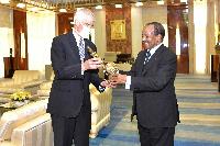 Paul Biya est réputé anticonformiste