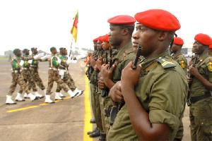 Les élèves gendarmes