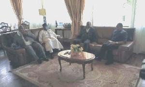 Fame Ndongo en mission dangereuse à Kribi