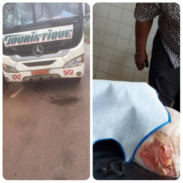 L'accident a eu lieu au lieu-dit village Awae